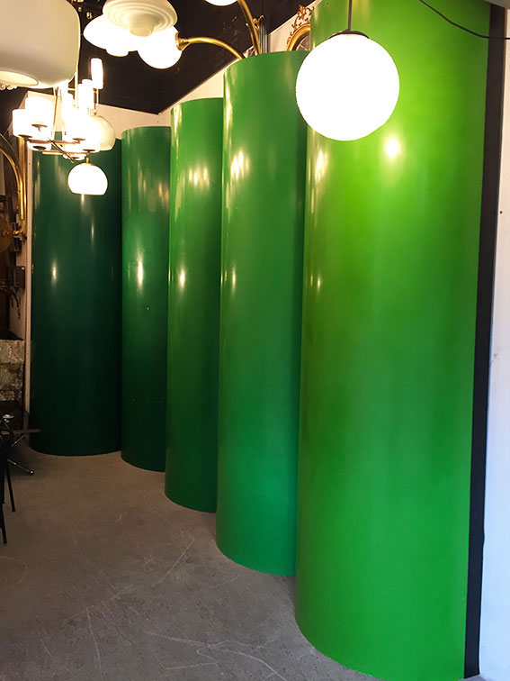 Tubes vert Jean-Philippe Lenclos