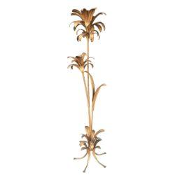 Lampe végétale ancienne