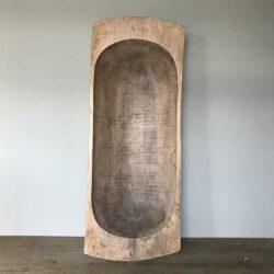 Auge en bois ancienne
