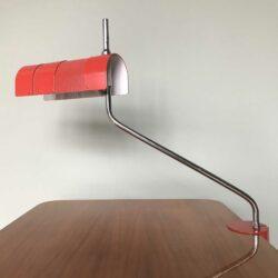 Lampe Fase rouge 1980