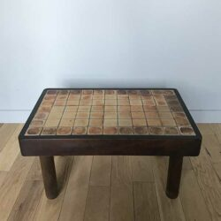 Table basse Roger Capron 1960