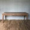 table de ferme en bois